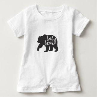 babybear baby strampler