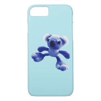 Babyblau-Koalabär iPhone 8/7 Hülle