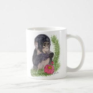 BabyBonobo, Baby-Schimpanse Kaffeetasse