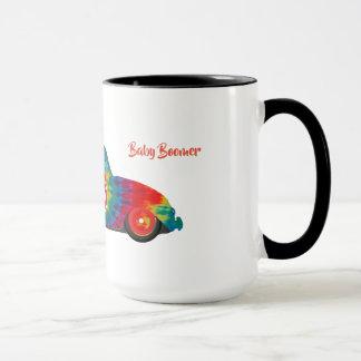Babyboomer-Krawattenwanzen-Tasse Tasse