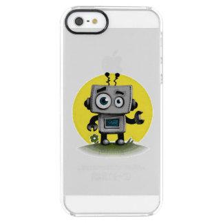 BabyBot Durchsichtige iPhone SE/5/5s Hülle