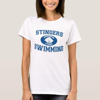 Babydoll-Shirt der Burke-Mittestingers-Frauen T-Shirt
