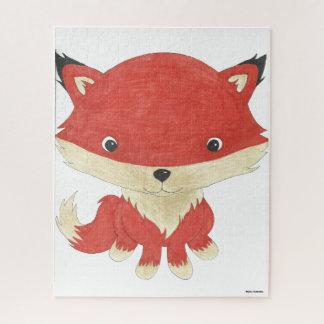 BabyFox scherzt Puzzlespiel Puzzle