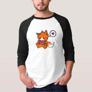 Babyfox-Wassermelone Nom T-Shirt