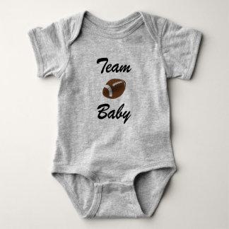 Babyfußball Jersey Baby Strampler
