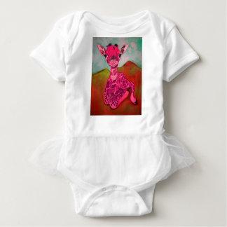 babygiraffe baby strampler