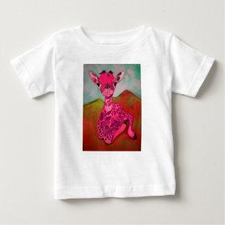 babygiraffe baby t-shirt