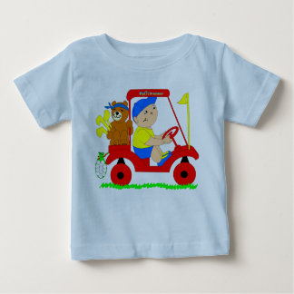 Babygolf clothig baby t-shirt