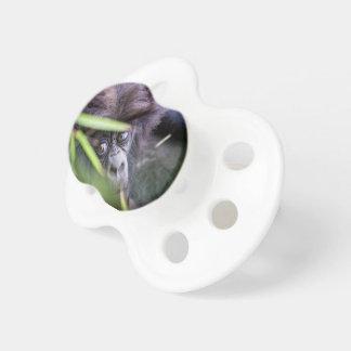 Babygorilla von Ruanda Afrika Schnuller