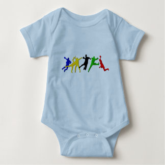 Babyhandballkörper Tshirts