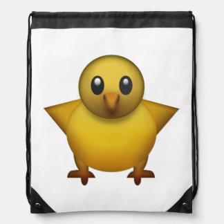 Babyküken - Emoji Turnbeutel