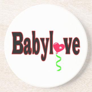 Babylove Getränkeuntersetzer