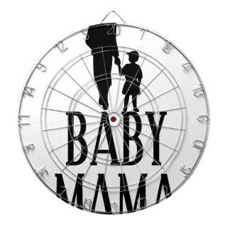 Babymutter (1) dartscheibe