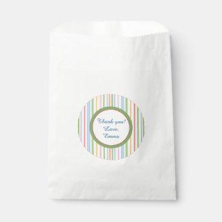 Babyparty-Bevorzugungs-Tasche Geschenktütchen