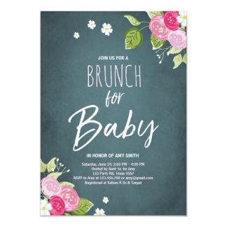 babyparty brunch einladungen | zazzle.de, Einladung