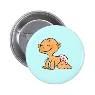 Babyparty (Junge) Button