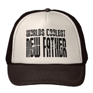 Babyparty-neue Vatis: Weltcoolster neuer Vater Kult Mützen