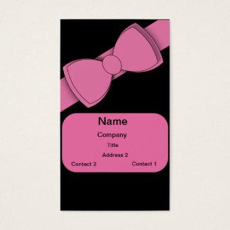 Babyparty-Visitenkarte Visitenkarte