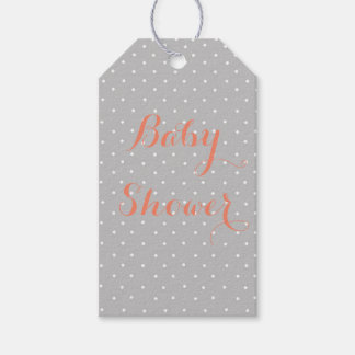 Babypartybevorzugungsumbauten Geschenkanhänger