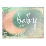 Babypartypostkarteneinladung Postkarten