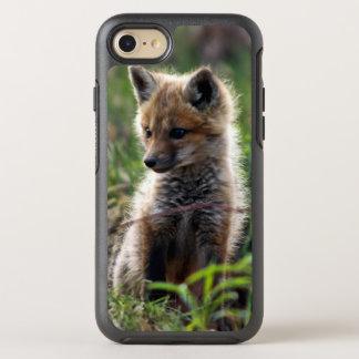 Babyroter Fox OtterBox Symmetry iPhone 8/7 Hülle