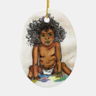 Babys bis zum nicht guten ursprünglichen Druck Keramik Ornament