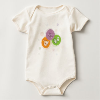 Babys ersten bodys