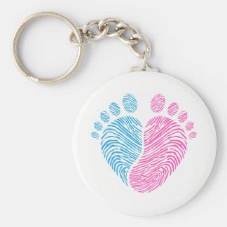 Babyschritte Schlüsselanhänger