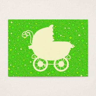 Babysitter - SRF Visitenkarte