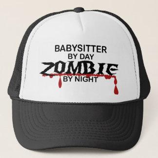 Babysitter-Zombie Truckerkappe
