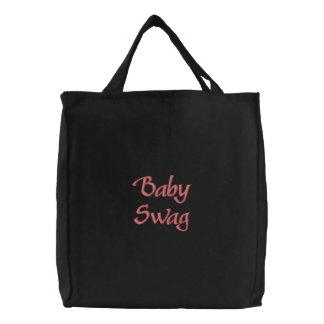"""""""Babyswag-"""" gestickte Taschen-Tasche Bestickte Taschen"""