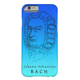 Bach stellen die Musik gegenüber Barely There iPhone 6 Hülle