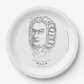 Bach: Stellen Sie die Musik gegenüber Pappteller