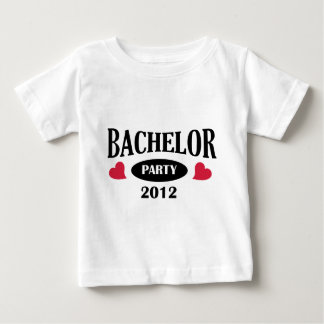 Bachelor Party Baby T-shirt