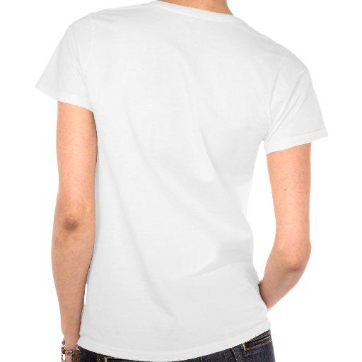 Bachelorette Braut-kundengerechte Dame Tops Shirts