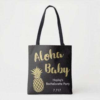 Bachelorette Taschen-Aloha Baby!