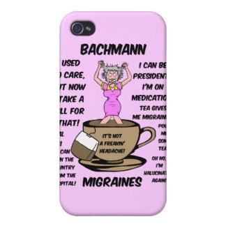 Bachmann Migränen iPhone 4/4S Hülle