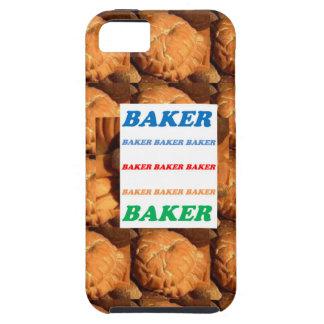 BÄCKER Keks-Plätzchen-Kuchen-Gebäck-Eiscreme SPASS Etui Fürs iPhone 5