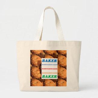 BÄCKER Keks-Plätzchen-Kuchen-Gebäck-Eiscreme SPASS Tasche