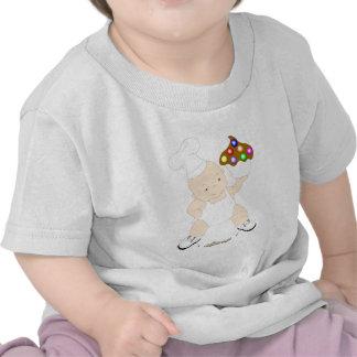 Bäckerbaby Hemd