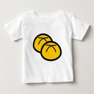 Bäckerei-Brötchen Baby T-shirt