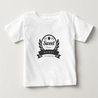 Bäckerei-Entwurf 2 Baby T-shirt