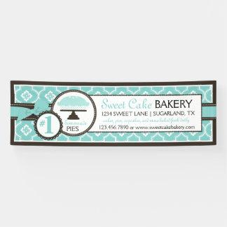 Bäckerei-Torten-Kleinbetrieb-Fahne Banner