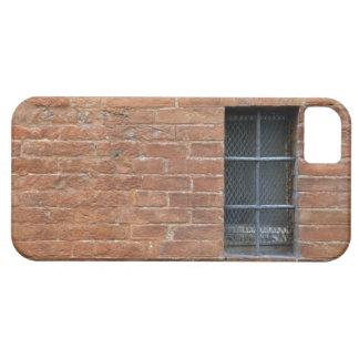 Backsteinmauer mit einem typischen Muster Die Wan Hülle Fürs iPhone 5