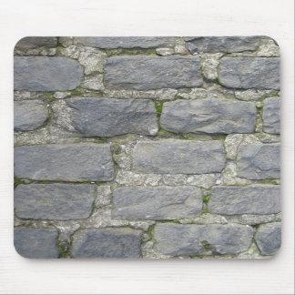 Backsteinmauer mousepad, fertigen besonders an mousepad