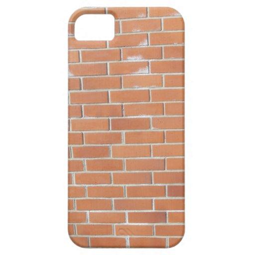 Backsteinmauer (rot) iPhone 5 etui