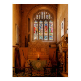 Bad-Abtei, England Postkarte
