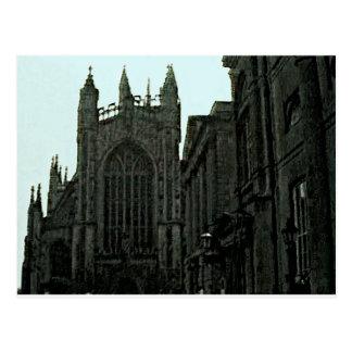 Bad-England 1986 jGibney snap-12281 das MUSEUM Za Postkarte