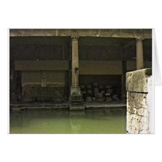 Bad-England 1986 römisches Bath1 snap-18582 Karte