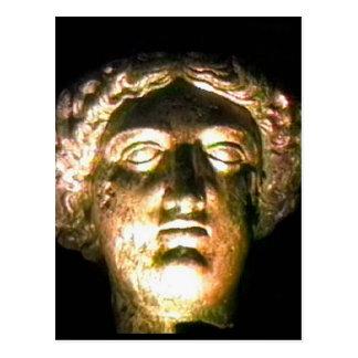 Bad-England 1986 römisches Goddess1 snap-15223 Postkarte